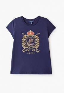 Купить футболка polo ralph lauren po006egggkz6inl