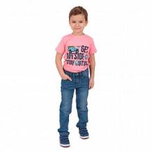 Купить джинсы fresh style, цвет: голубой ( id 11112950 )