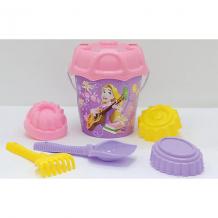 """Купить набор игрушек для песочницы полесье """"принцессы disney» № 14, 7 предметов ( id 7992081 )"""