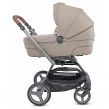 Купить коляска inglesina quad system duo 2 в 1 на шасси quad titanium black cognac