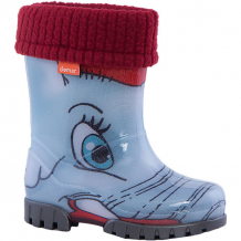 Резиновые сапоги со съемным носком Demar Twister Lux Print ( ID 4639990 )