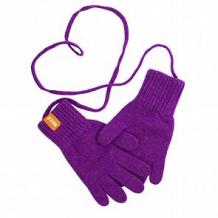 Купить перчатки nels eija, цвет: лиловый ( id 11291606 )