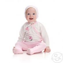 Купить распашонка lucky child, цвет: розовый ( id 12412036 )