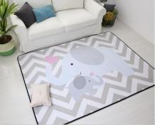 Купить porolon детский коврик мамонтенок rw555115