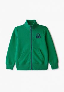 Купить олимпийка united colors of benetton un012ebhycr2inxl