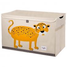 Купить сундук для хранения игрушек 3 sprouts леопард 11016792