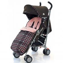 Купить коляска-трость maclaren quest с накидкой