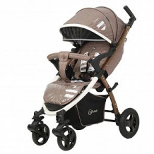 Купить прогулочная коляска rant cosmic trends, цвет: lines brown ( id 11070026 )