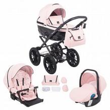 Купить коляска 3 в 1 adamex chantal retro, цвет: пудровый ( id 11570560 )