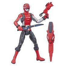 Купить игровая фигурка power rangers beast morphers красный рейнджер, 15 см ( id 12267421 )