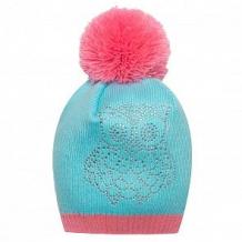 Купить шапка arctic kids, цвет: бирюзовый ( id 11308616 )