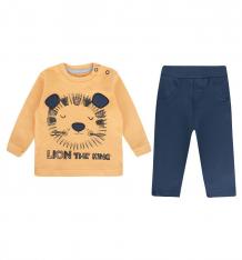 Купить комплект джемпер/брюки kidaxi, цвет: желтый 72067