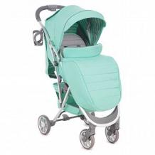 Купить прогулочная коляска corol s-9, цвет: ментоловый ( id 12131608 )
