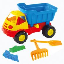 Купить игровой набор для песочницы zebratoys active, 5 шт ( id 11430901 )