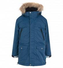 Купить куртка dudelf, цвет: синий ( id 9244099 )