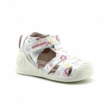 Купить biomecanics туфли открытые для девочки 192117 192117