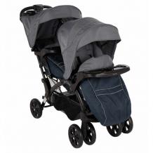 Купить glory прогулочная коляска для двойни sit n stand 1102