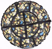 Купить тюбинг hubster люкс pro симпсоны 105 см