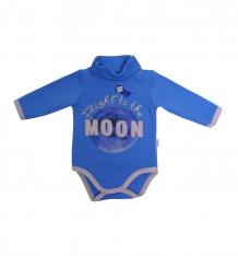 Купить боди совенок я полет на луну, цвет: серый ( id 7698649 )