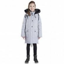 Купить пальто saima, цвет: серый ( id 10993526 )