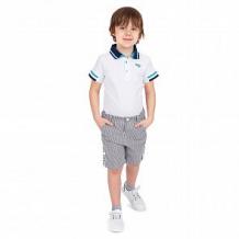 Купить шорты leader kids, цвет: серый ( id 11352634 )