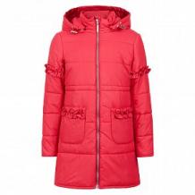 Купить пальто stella's kids, цвет: красный ( id 11263112 )