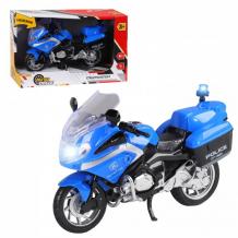 Купить autodrive мотоцикл полицейский jb0403123