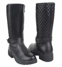 Купить сапоги twins, цвет: черный ( id 9782211 )