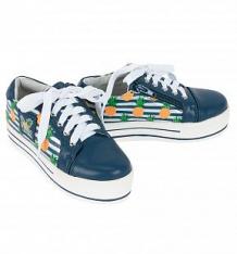 Купить полуботинки indigo kids, цвет: синий ( id 8298559 )