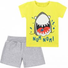 Купить babycollection костюм для мальчика зубастая акула (футболка, шорты) 632/kss001/sph/k1/004/p1/p*m