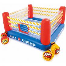 Купить надувной ринг для бокса intex, 226х226х110 см ( id 15006708 )