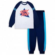 Купить пижама джемпер/брюки takro, цвет: синий/бирюзовый ( id 12238894 )
