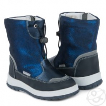 Купить сапоги elegami, цвет: синий ( id 11830900 )