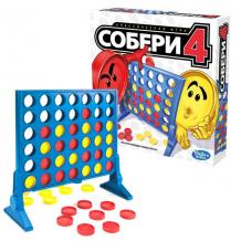 Купить hasbro other games a5640 игра собери 4