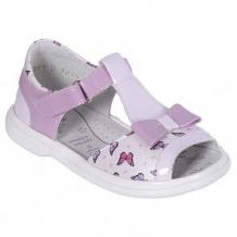 Купить сандалии топ-топ, цвет: сиреневый ( id 11862160 )