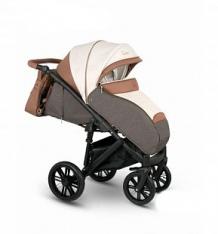Купить прогулочная коляска camarelo cone, цвет: светло-бежевый/коричневый ( id 10053477 )