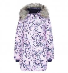 Купить куртка reike зимние звезды, цвет: розовый ( id 6366283 )