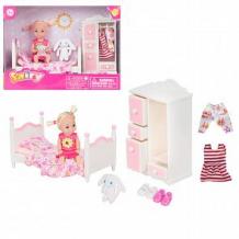 Купить игровой набор defa sairy style кукла с аксессуарами (ярко-розовое платье) ( id 12051100 )