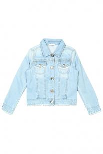 Купить куртка джинсовая chloe ( размер: 128 8лет ), 9162068