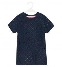 Купить футболка allini, цвет: синий ( id 9117649 )