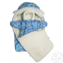 Купить комплект на выписку baby smile! babyglory, цвет: бирюзовый 2 предмета комбинезон-мешочек р.20-62 ( id 11252576 )