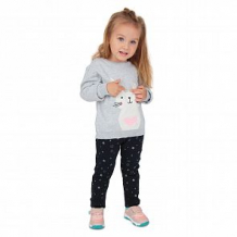 Купить джемпер bony kids, цвет: серый ( id 10865036 )