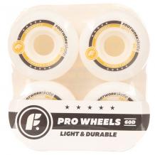 Купить колеса для скейтборда для скейтборда footwork lx pro white 60d 52 mm белый ( id 1204669 )