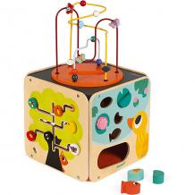 Купить развивающий куб janod, с комплектом игр ( id 11747434 )