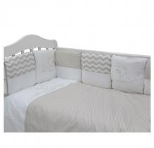 Купить комплект в кроватку топотушки гав-гав (6 предметов) 671