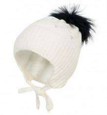 Купить шапка jamiks vaiana i, цвет: бежевый ( id 9805104 )