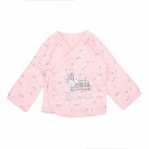 Купить распашонка leader kids принцесса, цвет: розовый ( id 10818707 )