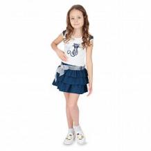 Купить платье fun time, цвет: белый/синий ( id 11389702 )