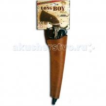 Купить edison игрушечный пистолет long boy western 39 см 0156/76