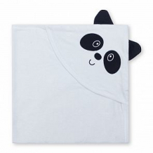 Купить полотенце с уголком takro панда, цвет: бежевый ( id 12673834 )